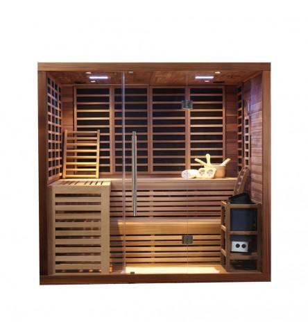 Artize Sauna BIO 2200x2000x2100