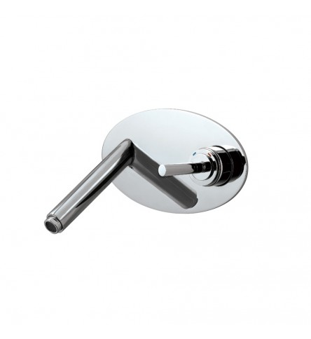 Joystick in-wall Basin Mixer