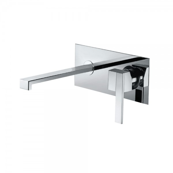 Single Lever in-wall Basin Mixer
