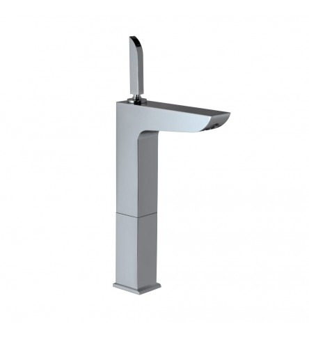 Joystick High Neck Basin Mixer