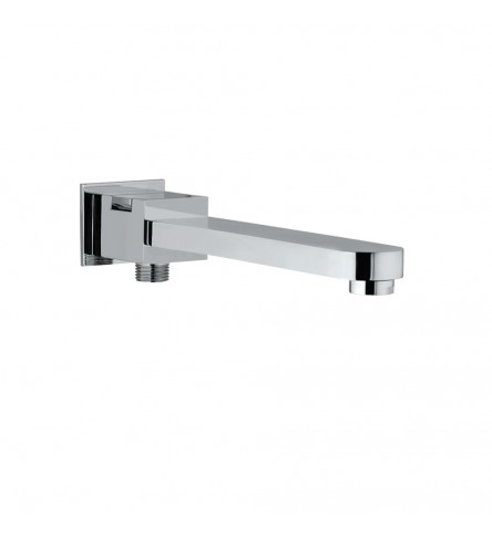 Travina Bath Spout with Diverter & Wall Flange