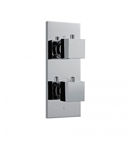 Thermatik-S in-wall thermostatic shower valve